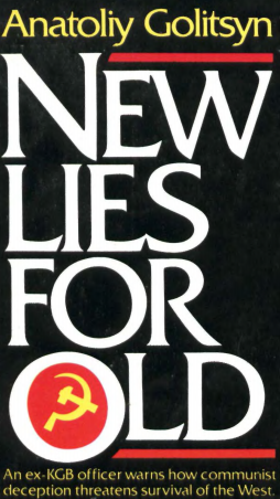New Lies For Old Book