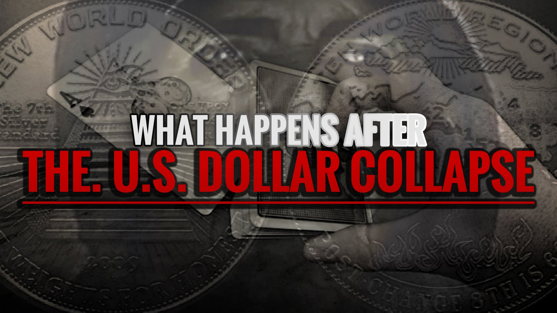 after the dollar collapse