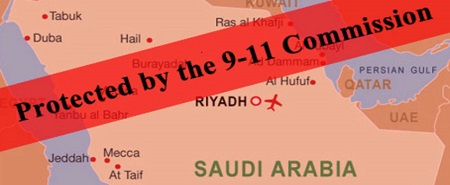 saudi protected by 911 commission